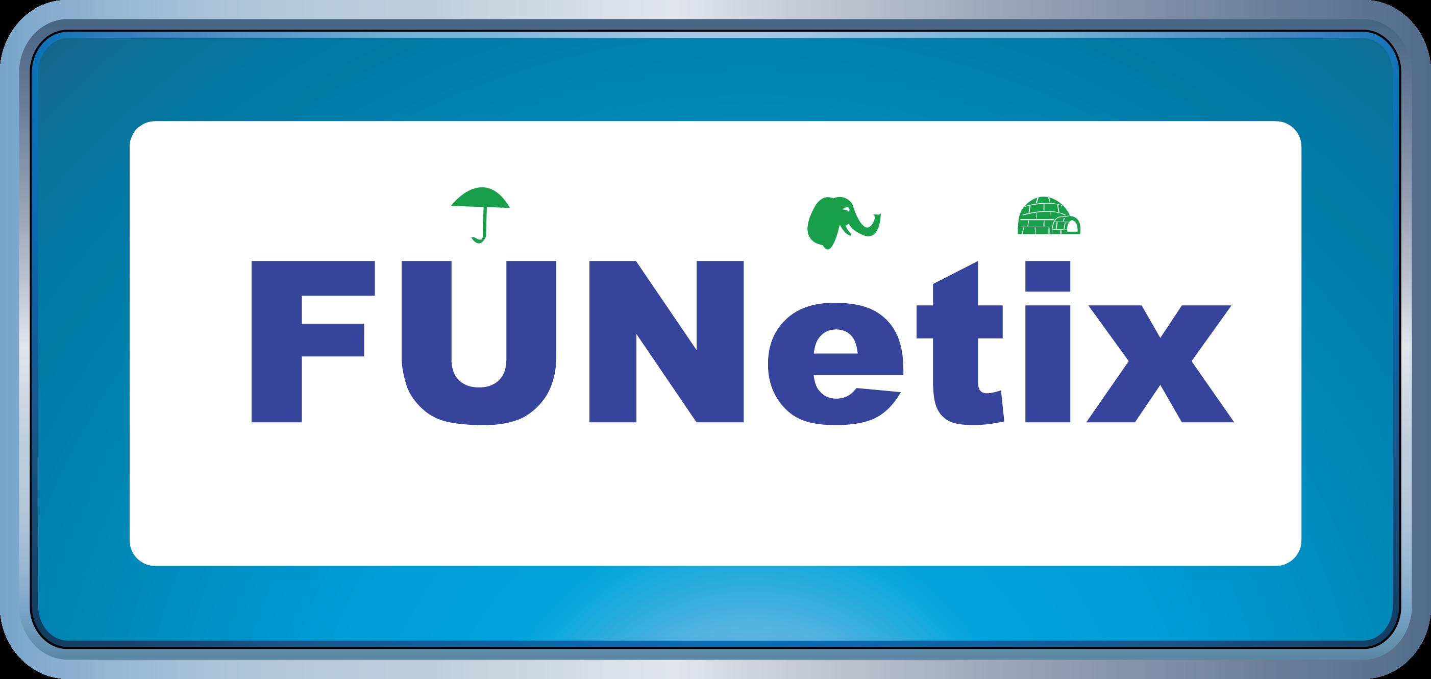 FUNetix new logo